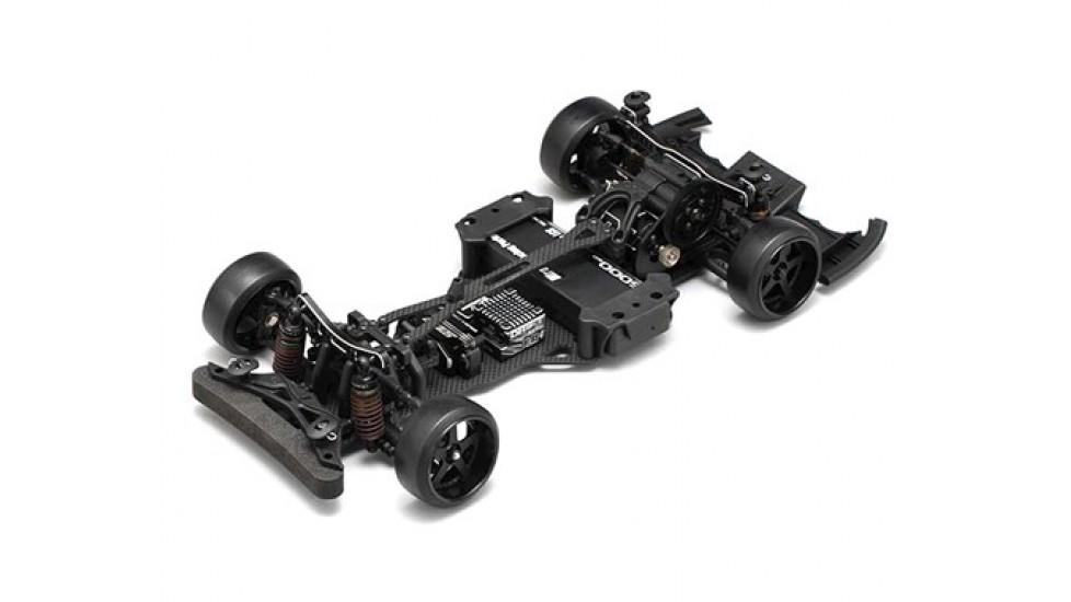 Yokomo YD-2E PLUS Kit voiture de drift RWD (châssis en graphite)