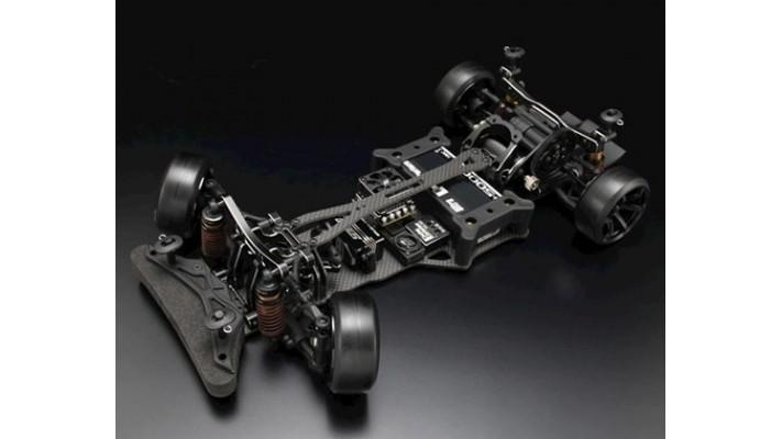 Kit voiture de Drift RWD Yokomo YD-2 EXII 2RM (châssis en graphite)
