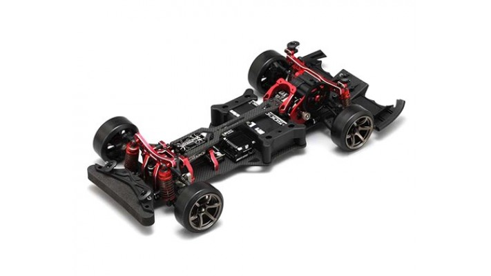 "Yokomo YD-2EX II S ""Limited Edition"" 1/10 RWD Competition Drift Car Kit (Rouge)"