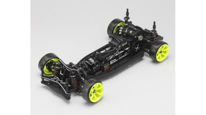 Yokomo YD-2E PLUS Kit voiture de drift RWD RWD (châssis en graphite)