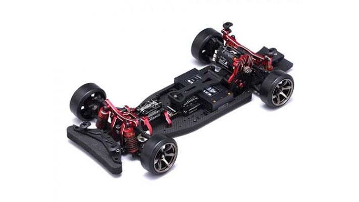 """Yokomo YD-2SX II """"Kit voiture de compétition  1/10 à 2 roues motrices"""" (édition limitée) (Rouge)"""