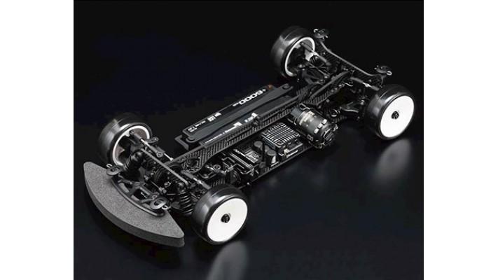 Kit de voiture de tourisme électrique Yokomo BD9 1/10 4WD avec pièces AXON (châssis carbone)
