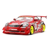 Ensemble de carrosseries Yokomo Lexus SC430 Droop / Yamasa / Yokohama Drift (Clair)